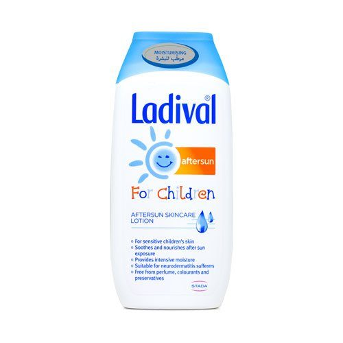 Ladival Sunscreen Transparent Sun Protection for Children Product