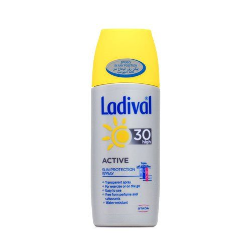Ladival Transparent Sun Protection Spray Product